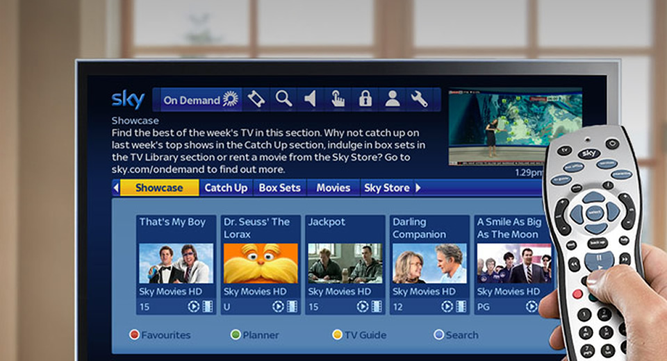 TV & Entertainment